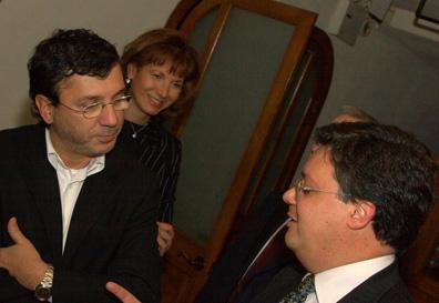 I Trulli owner Nicola Marzovilla